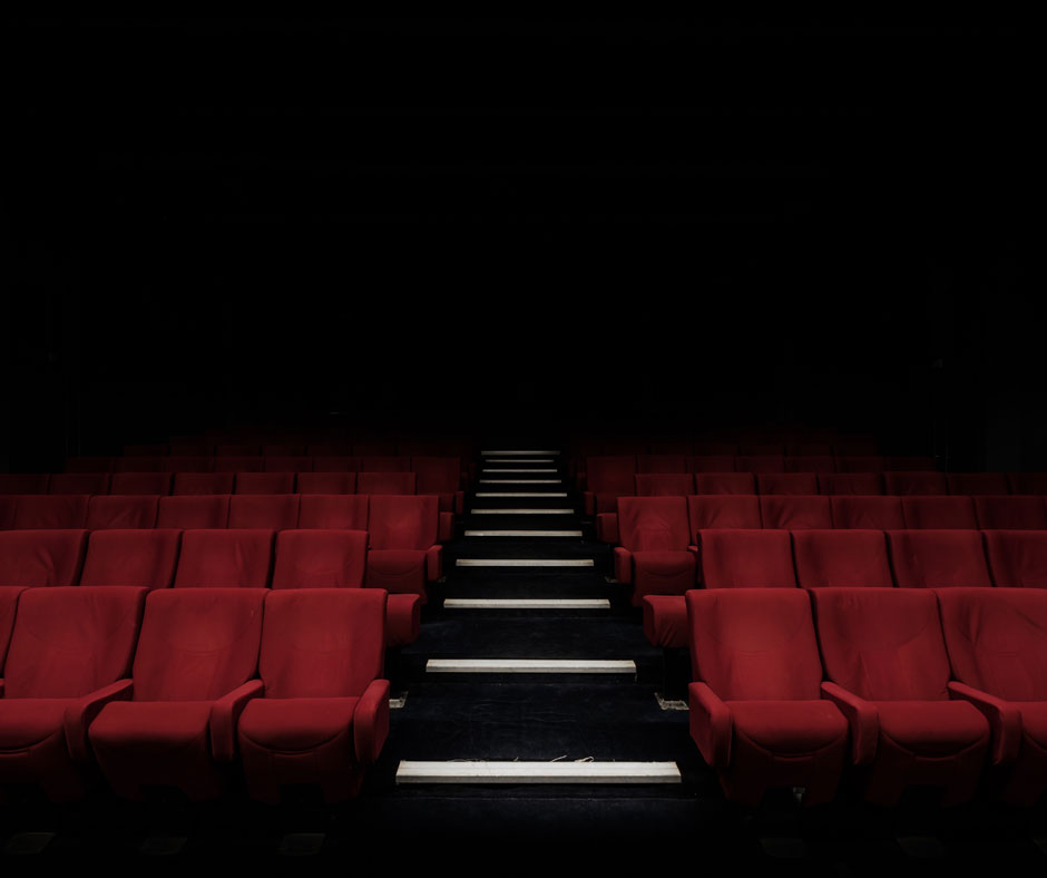 leaders, leadership culture, empty theater
