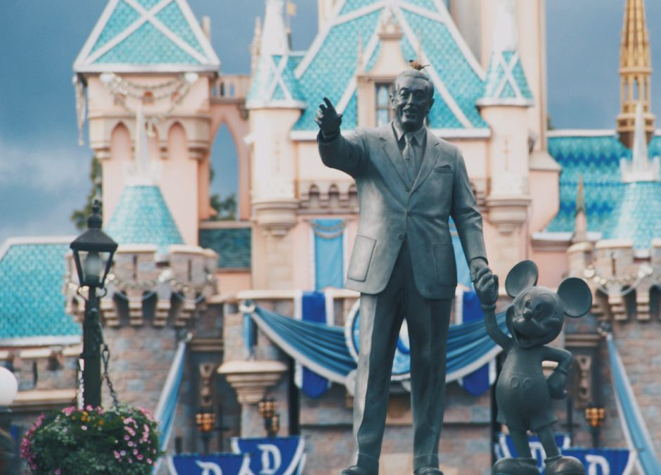 Walt Disney was not a good leader… until he became one.