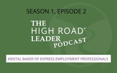 Kristal Baker of Express Employment Professionals