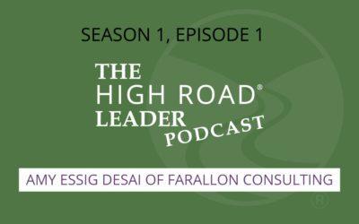 Amy Essig Desai of Farallon Consulting