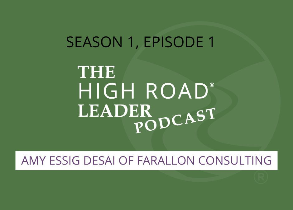 Amy Essig Desai of Farallon Consulting