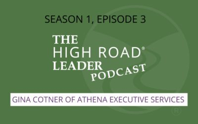 Gina Cotner of Athena Executive Services