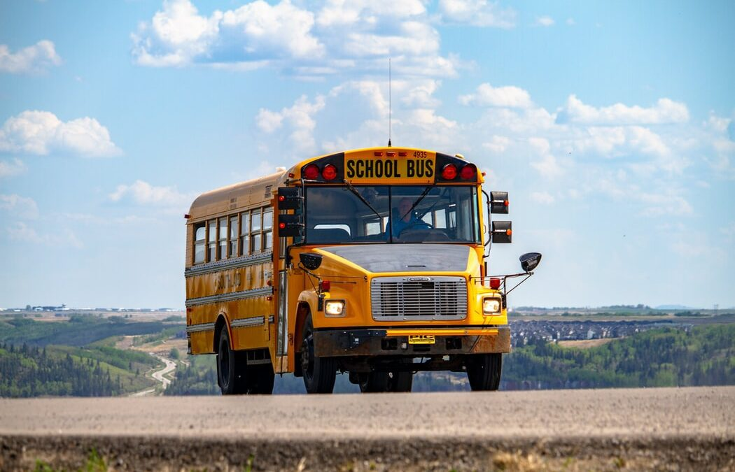 Get Back on the Bus! Sources of Your Leadership Character